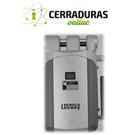 Cerradura electr nica inteligente remock lockey for Cerradura invisible remock lockey