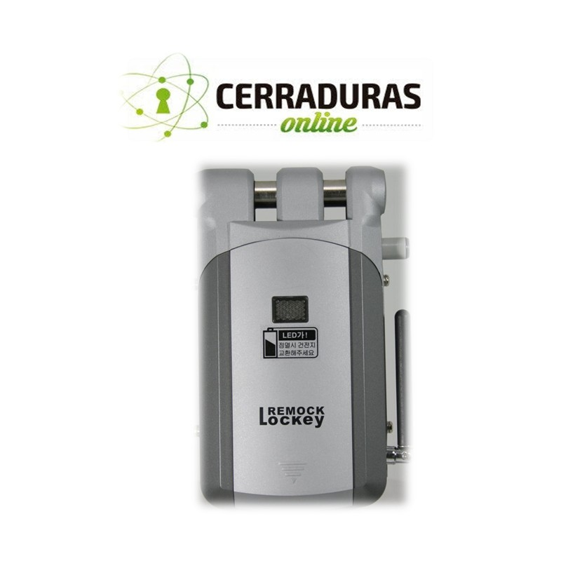 Cerradura de seguridad invisible remock lockey for Cerradura invisible remock lockey