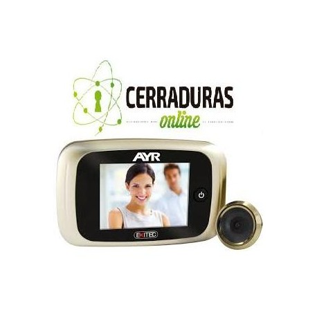 Mirilla digital AYR 3.5