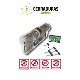 Bombin Cilindro K3 SECUREMME