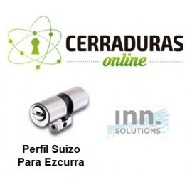 Bombin INN.KEY Smart Perfil Suizo Para Ezcurra
