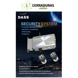 Cerradura Invisible DASS N1608
